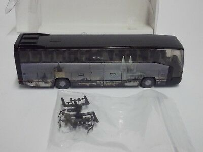 Wiking 1//87 Nr 713 02 34 MB Mercedes Benz O 404 RHD Reisebus OVP #2640