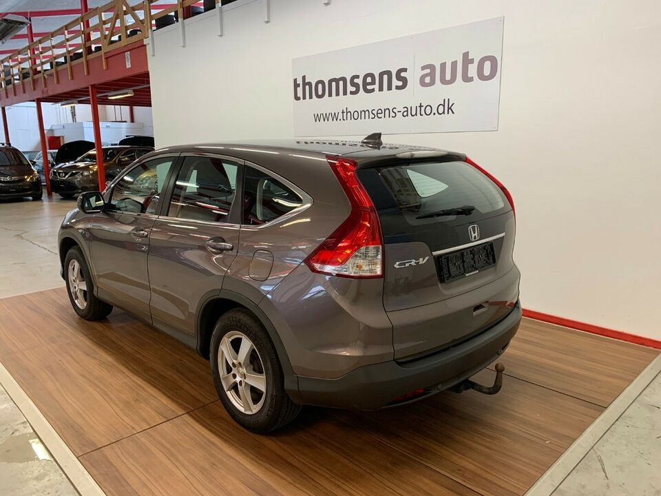 Honda CR-V 1,6 i-DTEC Comfort Diesel modelår 2015 km 114000