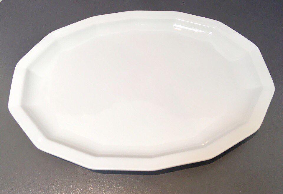 Rosanthal Polygon Weiss set 4 Vassoi Vassoi Vassoi cm 32 - 16000   800001 - 4 Oval Dishes  NEW 8fda2f
