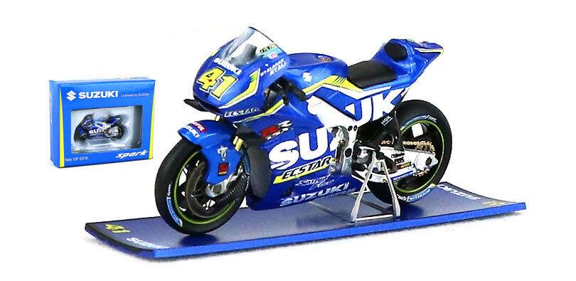 Spark Suzuki GSX-RR 'Suzuki Ecstar' Italian MotoGP 2016 - A Espargaro 1 43 Scale