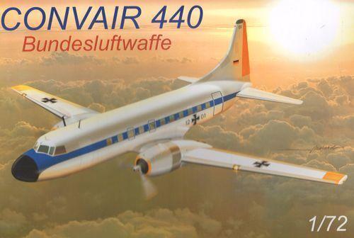 Mach 2 1 72 Convair 440