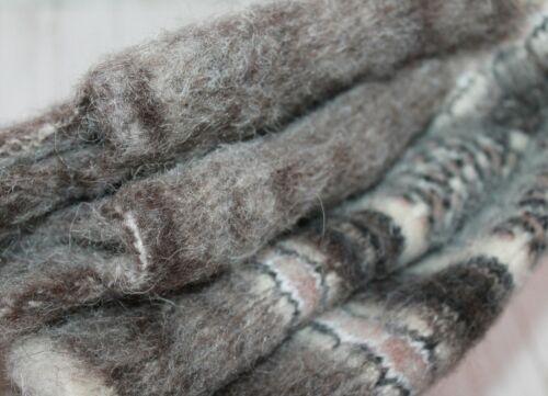LEG WARMERS stockings long socks sheep merino wool uppers gaiters