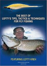 The Best of Lefty's Tips & Tactics - Lefty Kreh - Fly Casting DVD Video