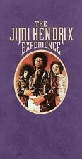 The Jimi Hendrix Experience Purple Velvet Box Set 4 CD Book