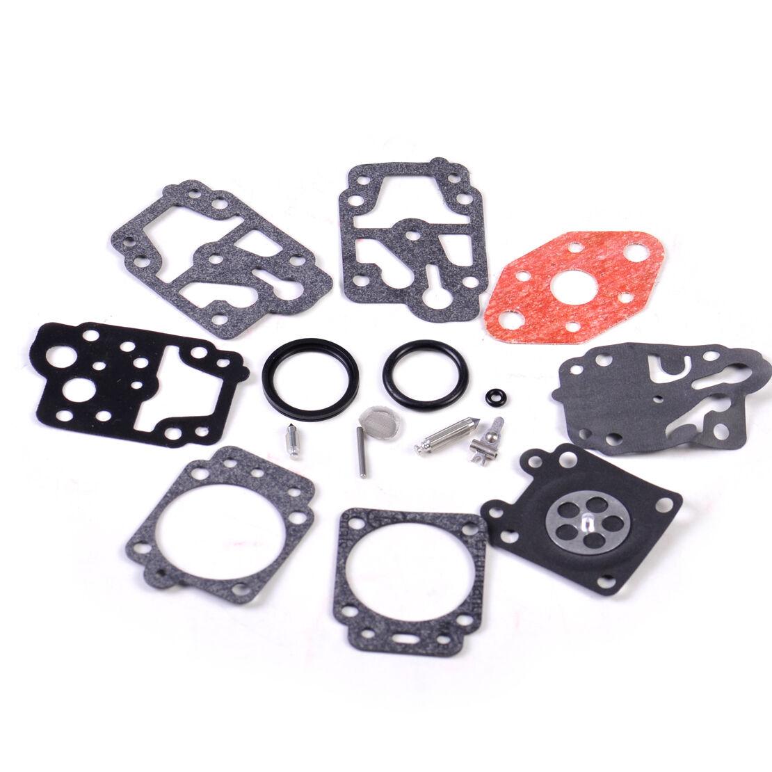 1X  Carburetor Carb Carby Rebuild REPAIR Kit For walbro K20-WYL PE FBTShahaZZ BW
