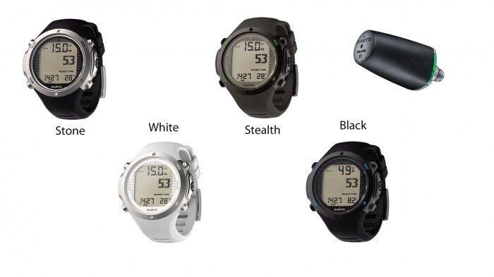 Suunto D6i Novo Tauchcomputer mit Elastomer-Armband oder ohne oder Elastomer-Armband mit Sender c1bb07