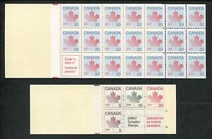 1982 Canada Booklet Pane of 20 30c & Collectors Canadian Postage Stamps #923a