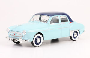 Renault-Fregate-Grand-Pavois-1956-1-24-Neuf-voiture-miniature-collection