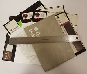 8-INCH-FLOPPY-DISKS-5-Pack-PROMOTIONAL-NON-WORKING-FLOPPY-DISKETTES