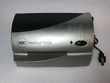 Gbc Heat Seal H100 4in Id Photo Hot Or Cold Laminator Heatseal Lamination