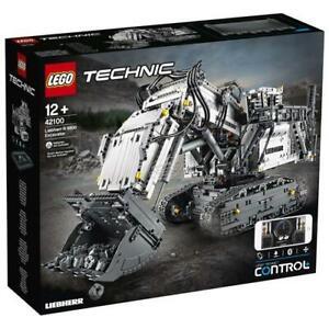 LEGO-Technic-Escavatore-Liebherr-R-9800