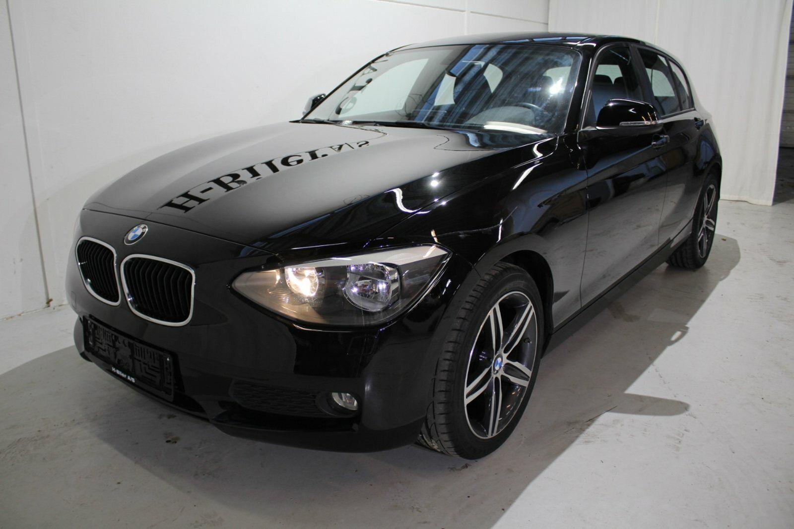 BMW 118d 2,0  5d