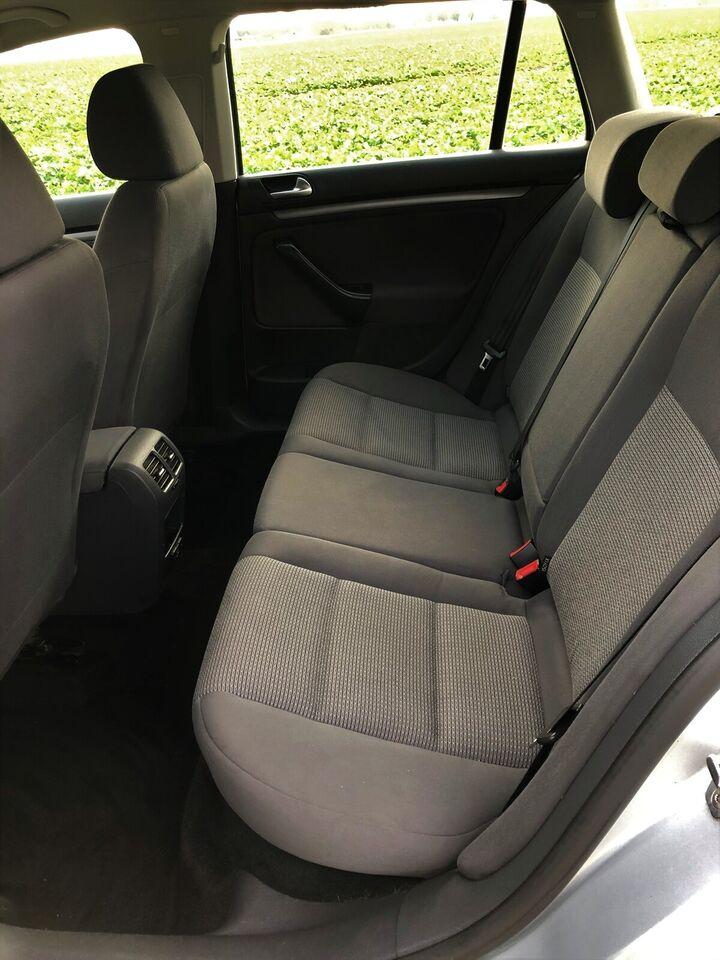 VW Golf V, 1,9 TDi 105 BlueMotion Variant, Diesel