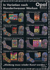 von-9-38-EUR-bis-11-20-EUR-100g-Opal-Hundertwasser-I-II-u-III-Sockenwolle