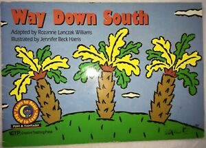 WAY-DOWN-SOUTH-CTP-Learn-to-Read-PB-Day-Care-Big-Books-Teacher-Day-Care