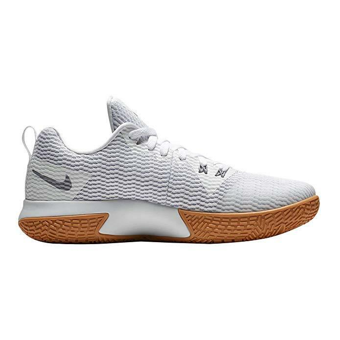 NIKE MENS BASKETBALL ZOOM LIVE II EP BASKETBALL MENS SHOE  #AH7567-100 c0161b
