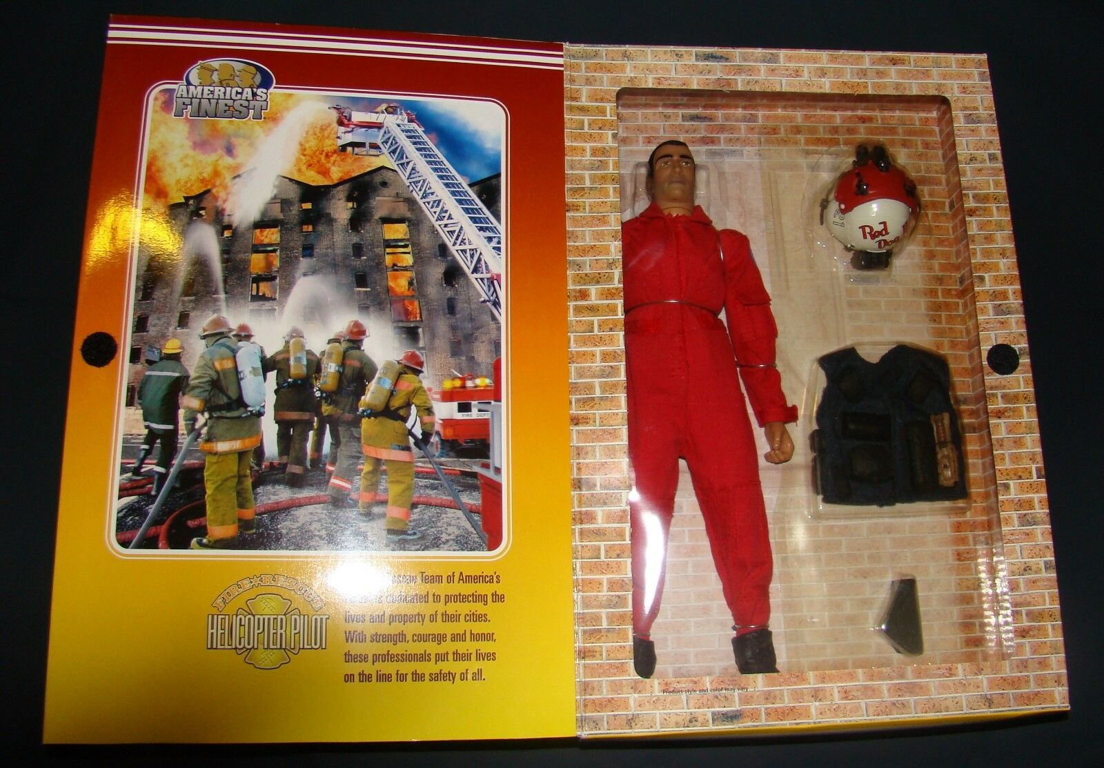 1:6 Ultimate Soldier America's Finest Rescue Medical Helicopter Pilot Figure 12