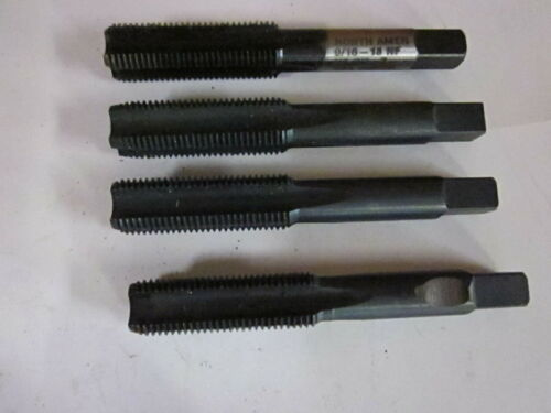 9//16-18 NF TAP bottoming tap besly or natc tool co USA AUCTION IS FOR 1 TAP