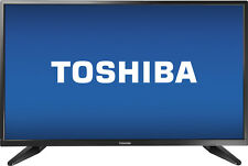 """Open-Box: Toshiba - 32"""" Class (31.5"""" Diag.) - LED - 720p - HDTV - Black"""