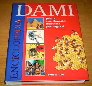 PRIMA-ENCICLOPEDIA-ILLUSTRATA-PER-RAGAZZI-V-Edizione-DAMI-1997