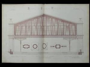 Logique Gateuil - Recueil De Serrurerie Pratique - 1877-1880 - Thezard, Grille, Balcon Blanc De Jade