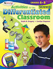 Activities for the Differentiated Classroom: Science. Grades 6-8 by Carolyn M. Chapman, Gayle H. Gregory (Paperback, 2007)