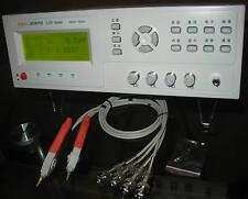 Bench Lcr Meter 10khz Inductance Capacitance Rzdq Test Component Sort Jk2811d