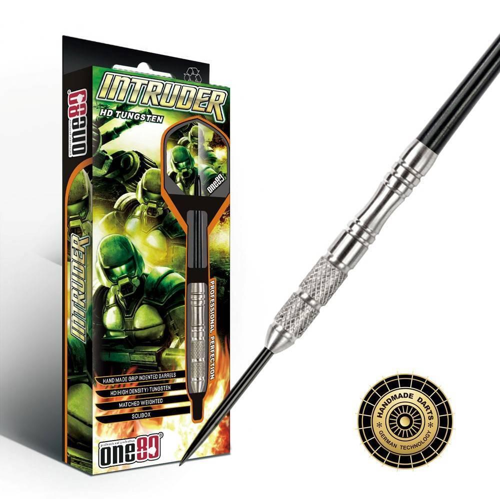 Intruder Steeldart 20 22 24 26 grams one80 Darts Arrows 80% Tungsten