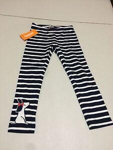 2107056dda723 NWT Gymboree Leggings Toddler Girls Best In Show Striped Puppy Dog ...