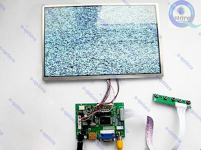 """No Blue Screen for FPV flying 1280X800 10.1""""inch LCD controller Monitor screen"""
