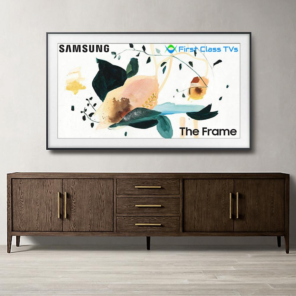 Samsung QN75LS03TAF QLED 75 The Frame 4K UHD HDR Smart TV QN75LS03TAFXZA 2020. Available Now for 2299.00