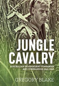 Gregory-Blake-Jungle-Cavalry-BOOKH-NUOVO