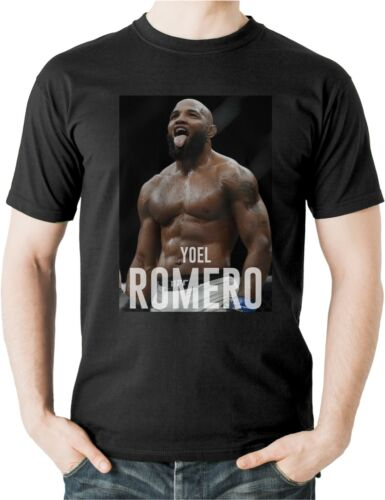 Yoel Romero T Shirt Soldier of God UFC MMA Fighter Champion Cuba Wrestler BJJ