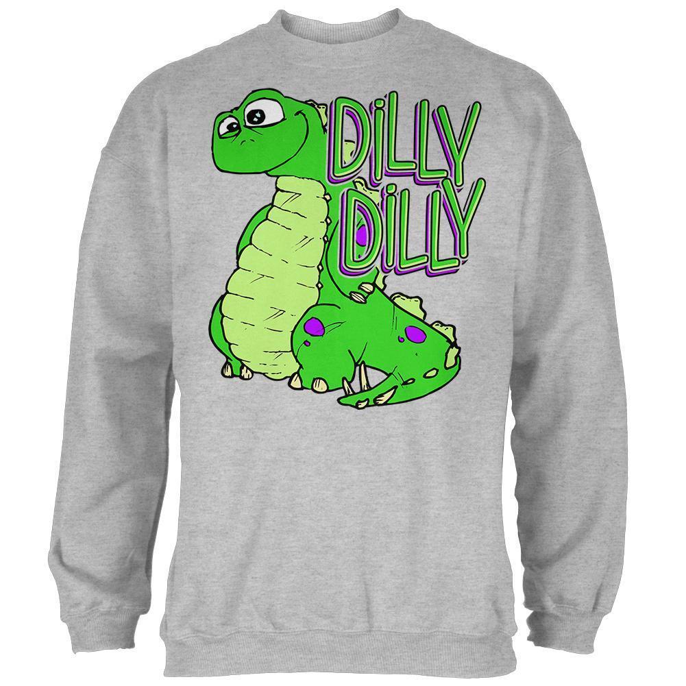 Dilly Dilly Dino  Herren Sweatshirt