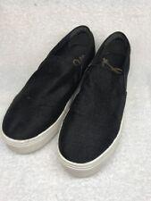 b5f0a2f7787b4a item 5 Sam Edelman  Lacey  Platform Sneakers Women s Slip-On Black Velvet  Size US 8.5m -Sam Edelman  Lacey  Platform Sneakers Women s Slip-On Black  Velvet ...