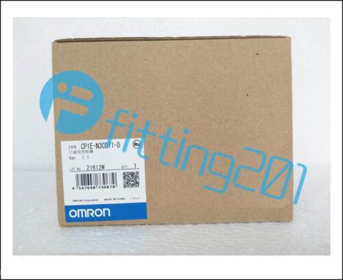 New Omron PLC CPU Unit CP1E-N30DT1-D CP1EN30DT1D