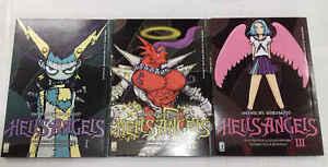 HELL'S ANGELS - serie completa 3 numeri -
