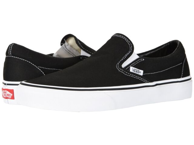eb8d6629906751 VANS Classic Slip on Loafers Black Size 43 From Collections US 8 for ...