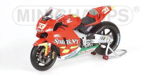 Honda RC211V MotoGP 2006 Marco Melandri 1 12 Model 122061033 MINICHAMPS