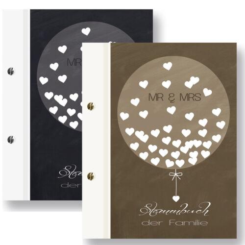 Familie Standesamt Dokumente Stammbuch Loveballon Stammbuch Buch d
