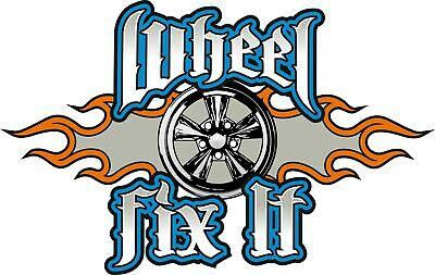 Wheel Fix-It Hsv