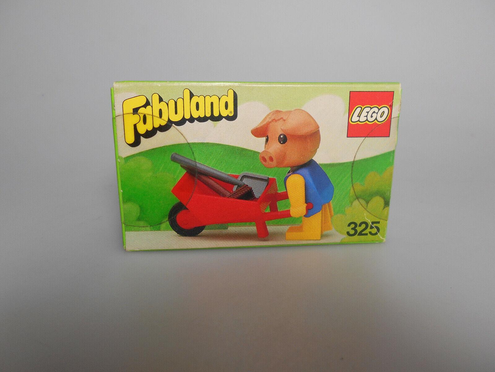 Lego® Fabuland Set 325 in Box Neu und ungeöffnet Selten von 1979