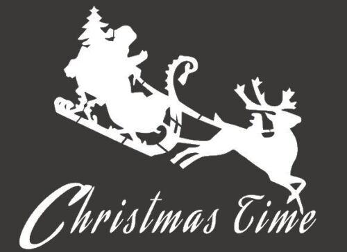 Shabby Chic vintage stencil galería de símbolos Mobiliario Christmas pared textil visillos