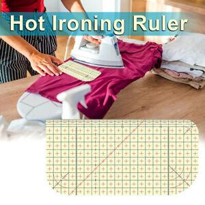 Ironing-Ruler-Patchwork-Tailor-Craft-DIY-Sewing-Supplies-Measuring-Tool-YK