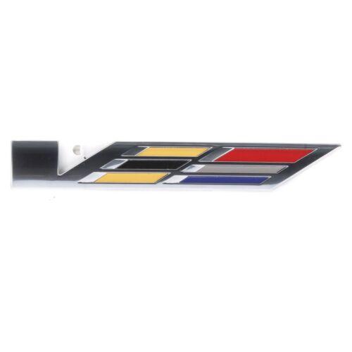 """16-18 Cadillac ATS CTS 23356910 OEM NEW Rear Trunk Decklid Emblem Badge /""""V/"""""""