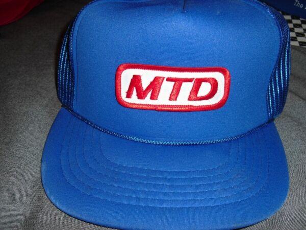 7231610e20703 NASCAR MTD Vintage 1980 s hat 100-443