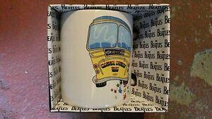 BEATLES-MAGICAL-MYSTERY-TOUR-BUS-mok-tas-mug-tasse-NEW