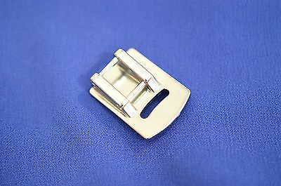 GATHERING FOOT CLIP ON WORKS ON , TOYOTA, BROTHER,  ER SEWING MACHINES