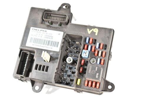 06-07 Corvette C6 Bcm Body Control Module 15850986 V9