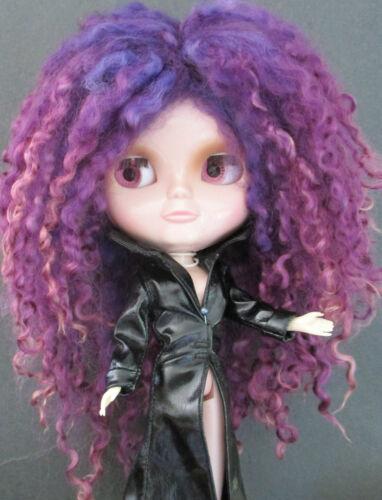ca. 20.32 cm bambole Parrucca Biondo Ramato riccioli morbida stile 490 SARA 8 in